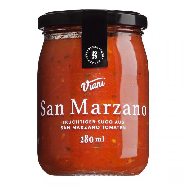 Sugo con pomodoro San Marzano DOP 280ml