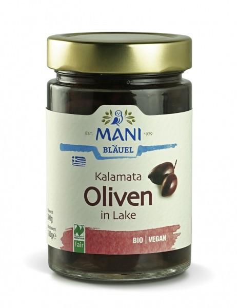 MANI - Kalamata Oliven in Lake (bio)