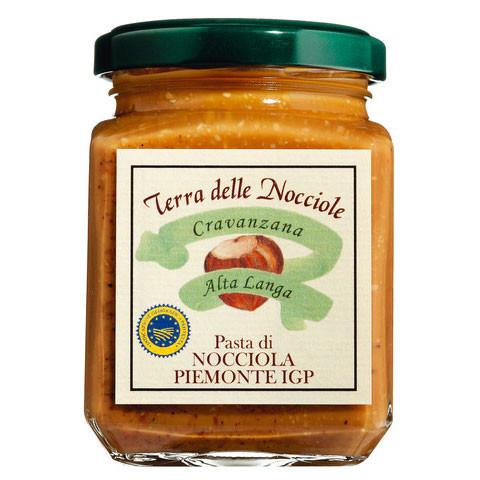 Haselnusspaste aus Piemonteser Haselnüssen I.G.P.