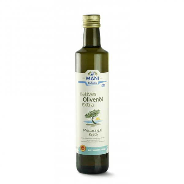 Olivenöl Kreta Messara g.U. (bio)