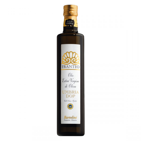 Olivenöl Franteo, Colli Assisi-Spoleto DOP