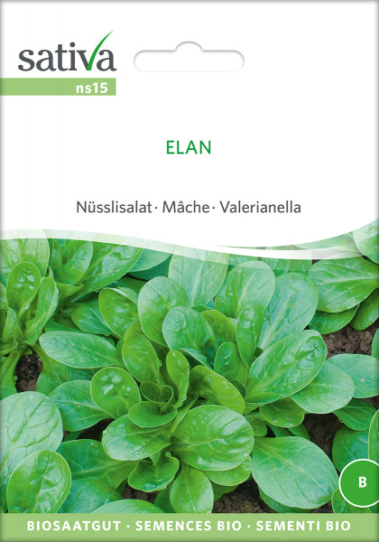 Feldsalat ELAN (demeter-Biosaatgut)