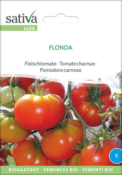 Stabtomate FLONDA (Biosaatgut)