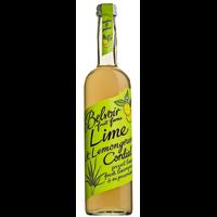 Limetten-Zitronengras-Sirup