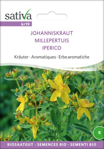 Johanniskraut (Millepertuis) (demeter-Biosaatgut)