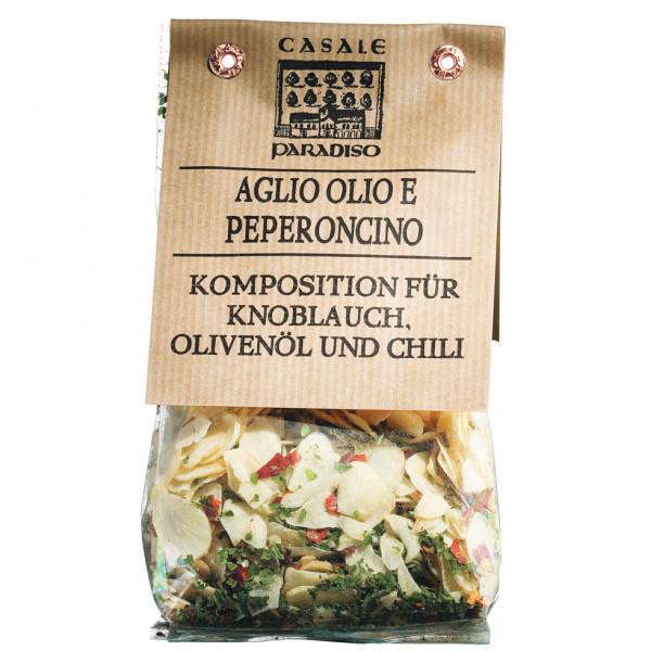 Gewürzmischung Pasta aglio, olio e peperoncino