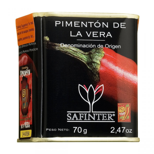 Pimentón de la Vera DO, dulce
