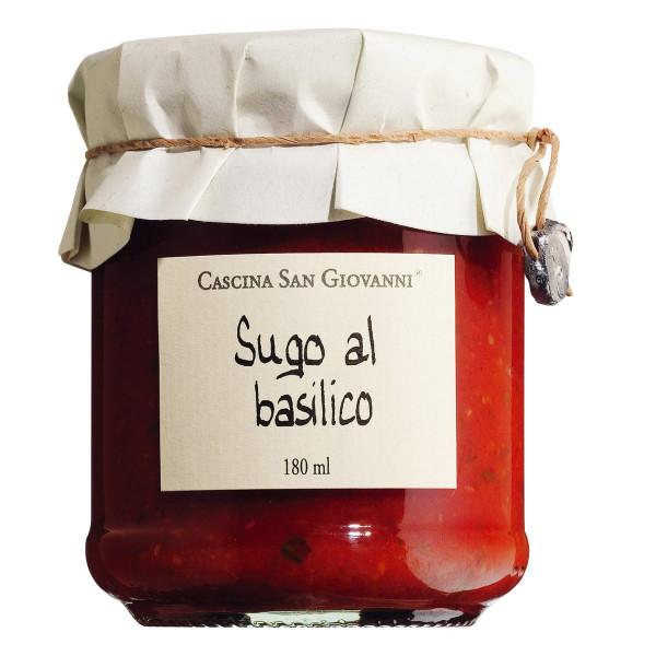 Sugo al basilico, Piemont, 180 ml