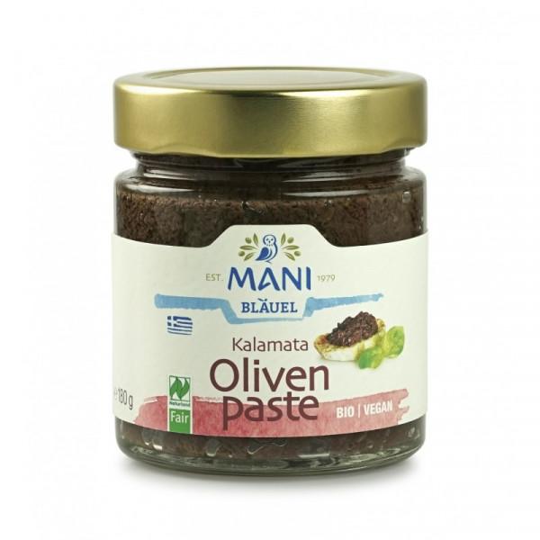MANI - Kalamata Olivenpaste (bio)