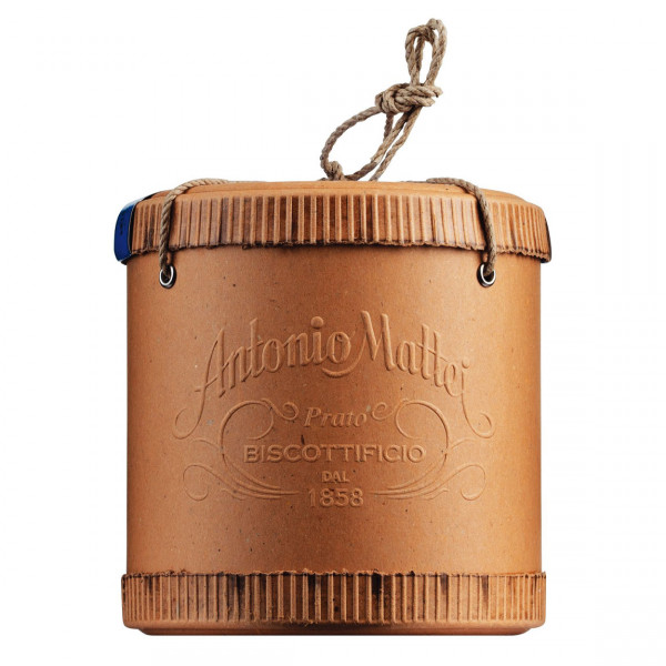 Cantuccini von Mattei, Toskana, in der Mini-Hutschachtel %MHD%