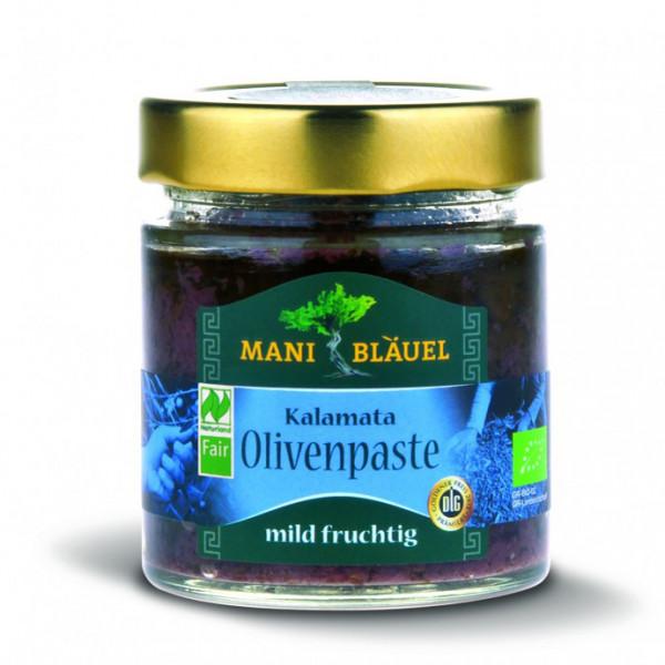 Kalamata Olivenpaste von der Mani (bio)