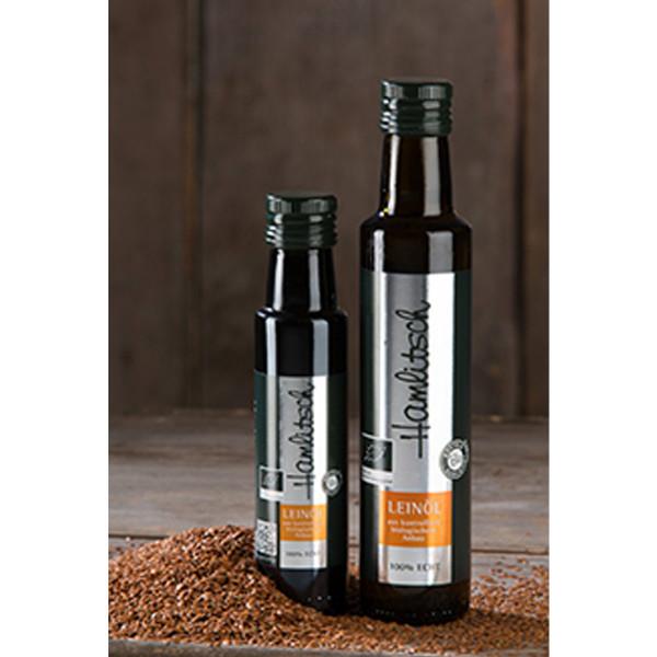Leinöl (bio) kaltgepresst aus der Steiermark