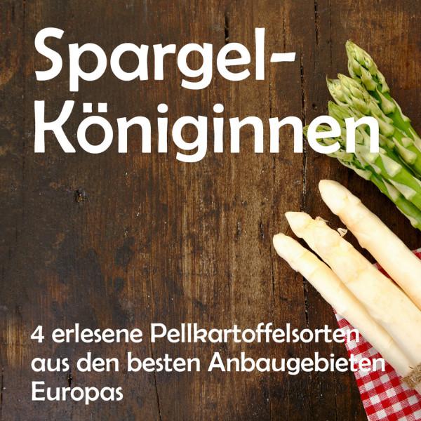Spargelköniginnen, Spargelkartoffeln (4 kg)