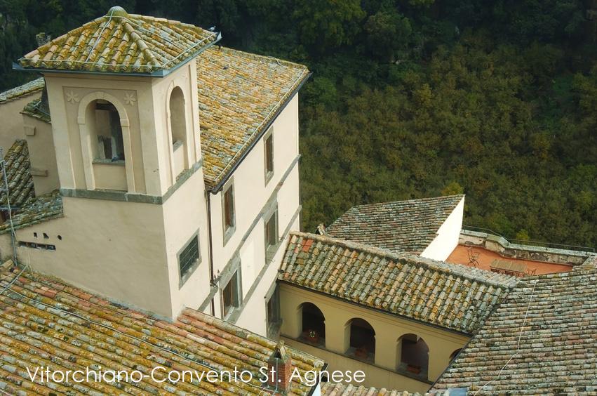 Monastero Trappiste Vitorchiano
