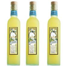 Limoncello - Limonenlikör aus Sorrent