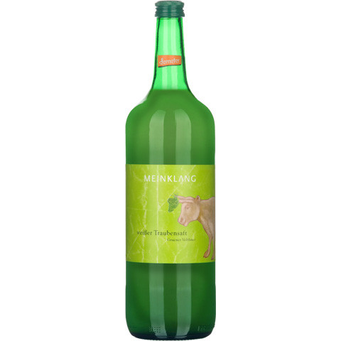 Traubensaft Grüner Veltliner - MEINKLANG - Weingut Michlits im Burgenland