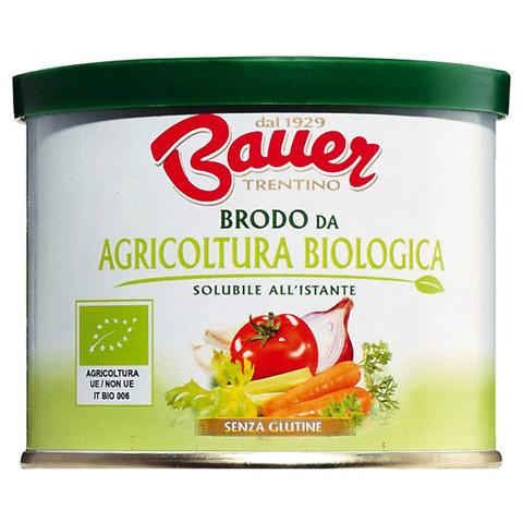 Brodo da Agricoltura Biologica, solubile