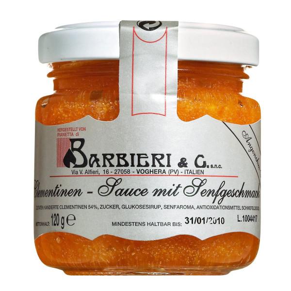 Salsa di clementine, Lombardei