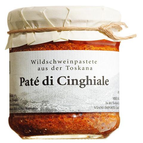 Wildschweinpastete aus der Toskana