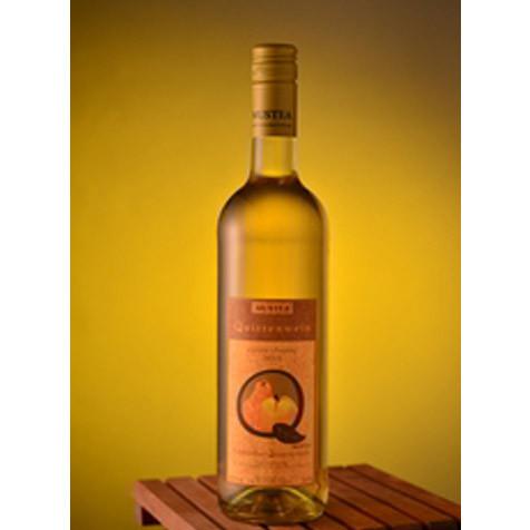 Quittenwein von Mustea (von der fränkischen Mainschleife)
