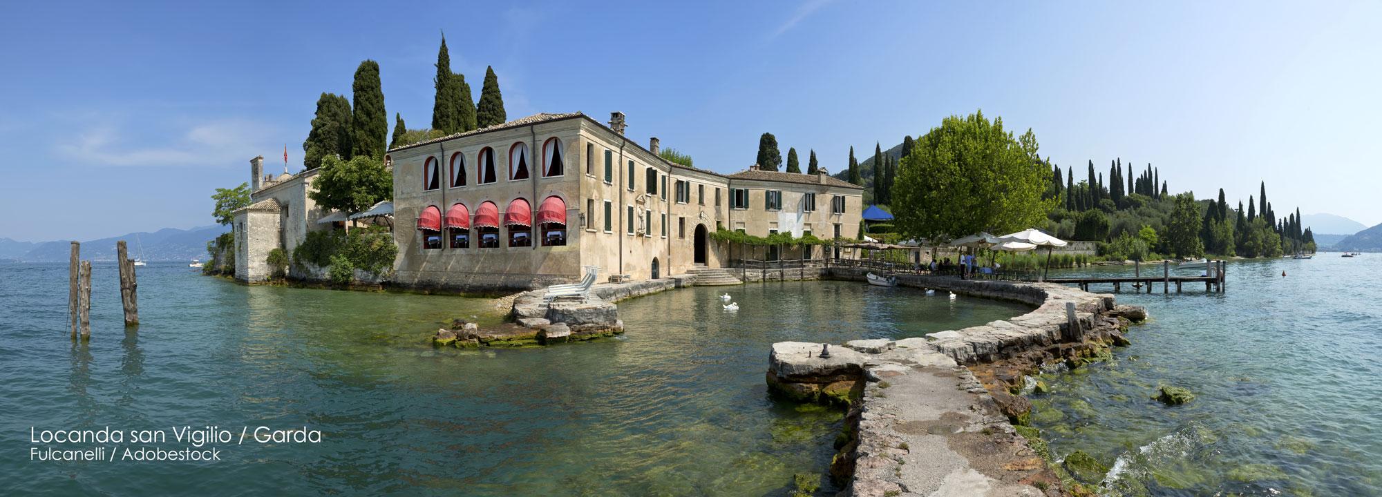 Lago di Garda - Gardasee (Ostufer)