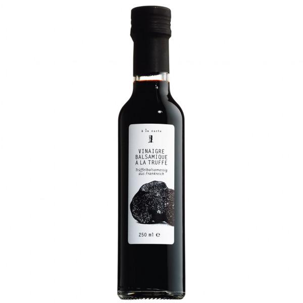 Vinaigre balsamique , Balsamessig mit Trüffeln aus Frankreich