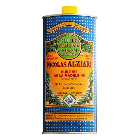 Olivenöl aus der Cailletier-Olive/Provence (neue Ernte)