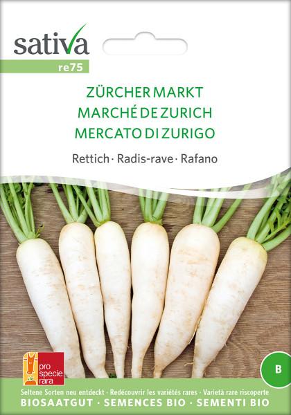 Rettich 'ZÜRCHER MARKT'
