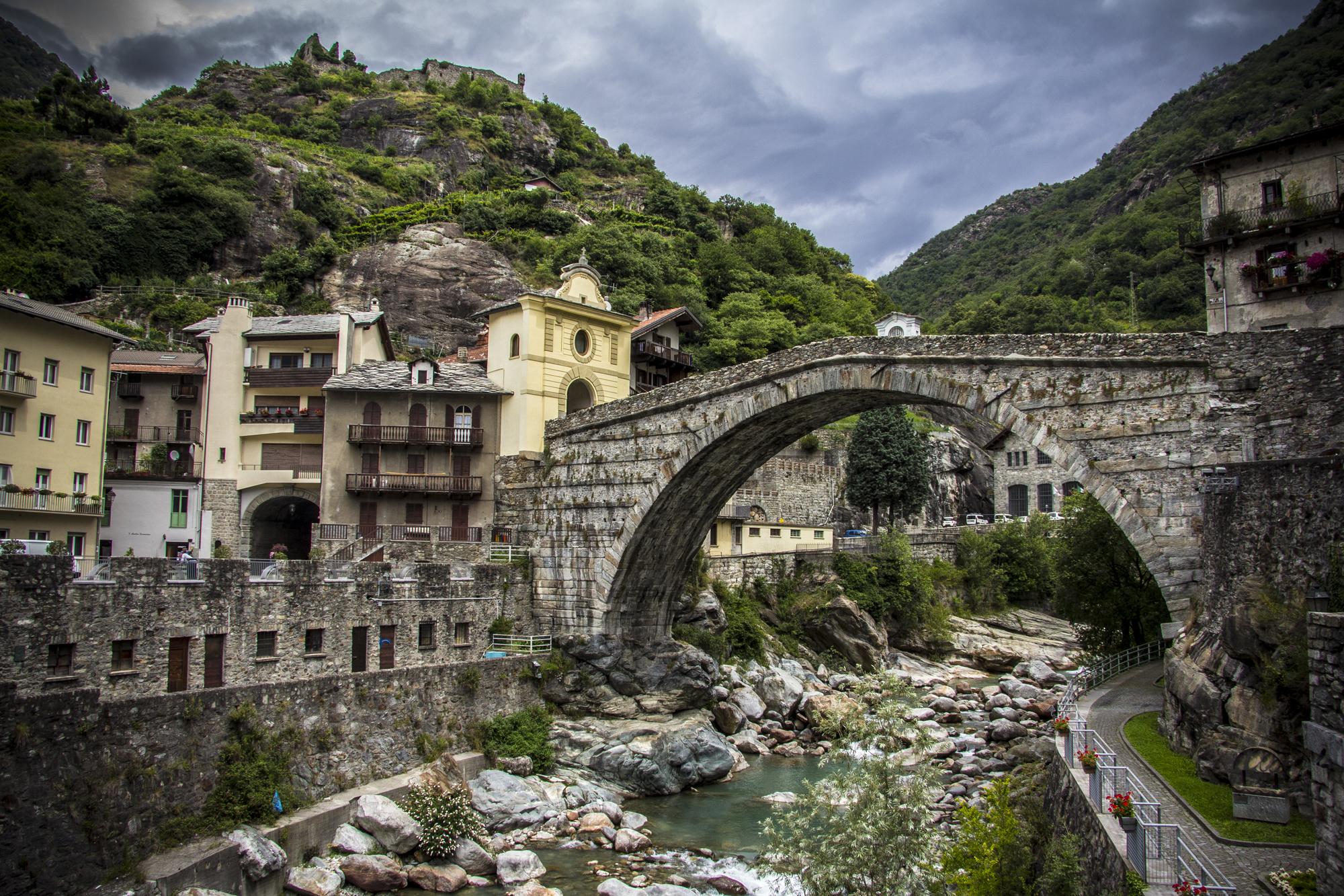 Alpenregion, Aostatal, Lago Maggiore