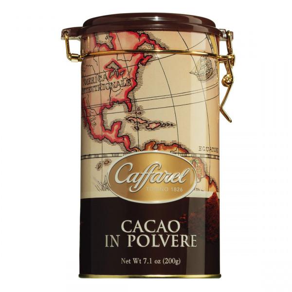 Kakaopulver von Caffarel, Turin