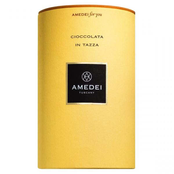 Heisse Schokolade, La Cioccolata calda von Amedei, Toskana