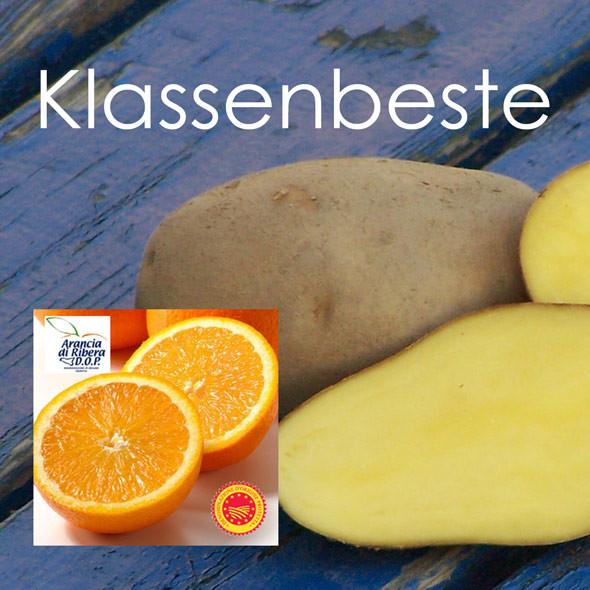 Klassenbeste - Bio-Linda und Ribera-Orangen(bio)