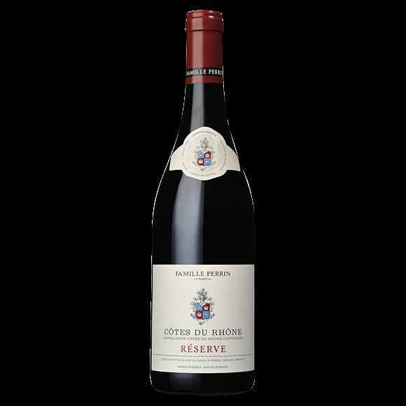 Côtes du Rhône Rouge AOC Réserve Perrin 2017