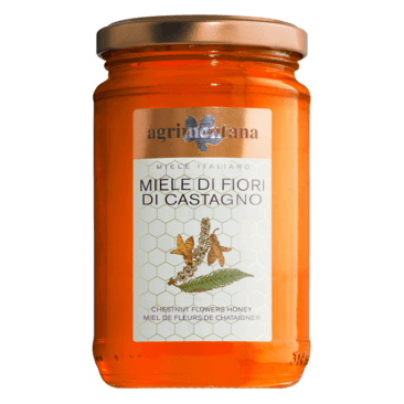Kastanienhonig aus dem Piemont/Ligurien