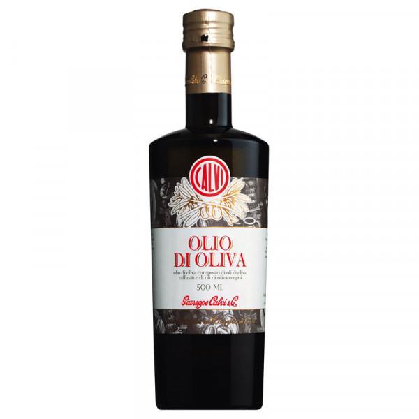 Olio d'oliva - auch zum Braten und Backen