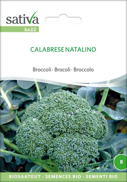 Broccoli CALABRESE (demeter-Biosaatgut)