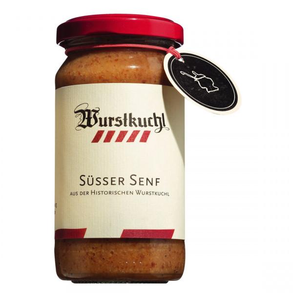 Süsser Senf aus der Wurstkuchl
