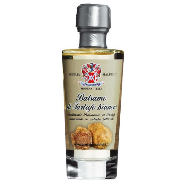 Prelibato al tartufo bianco - weisses Condimento Balsamico mit weissen Trüffeln