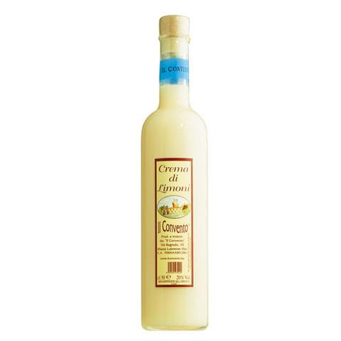 Crema di Limoni, Cremelikör aus Amalfi Zitronen