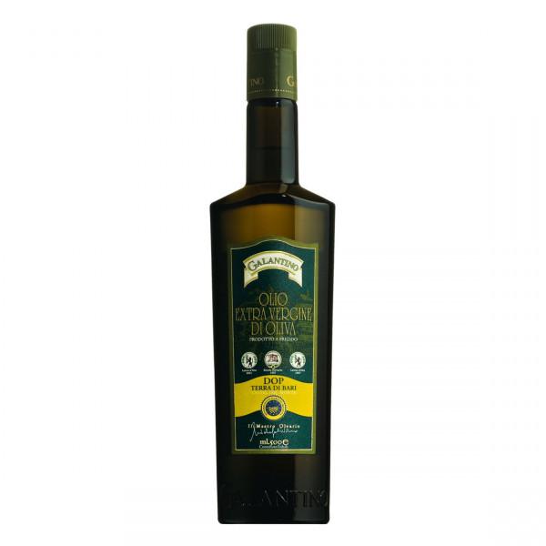 Olio extra vergine Terra di Bari, Catel del Monte DOP, Galantino, Apulien