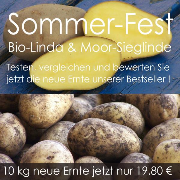 Sommer-Fest (Bio-Linda und Moor-Sieglinde) 10 kg