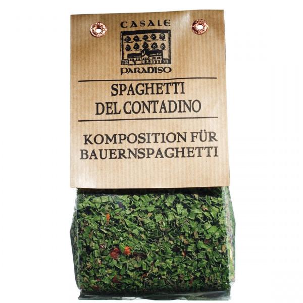 Gewürzmischung Contadino für Pasta und Sugi