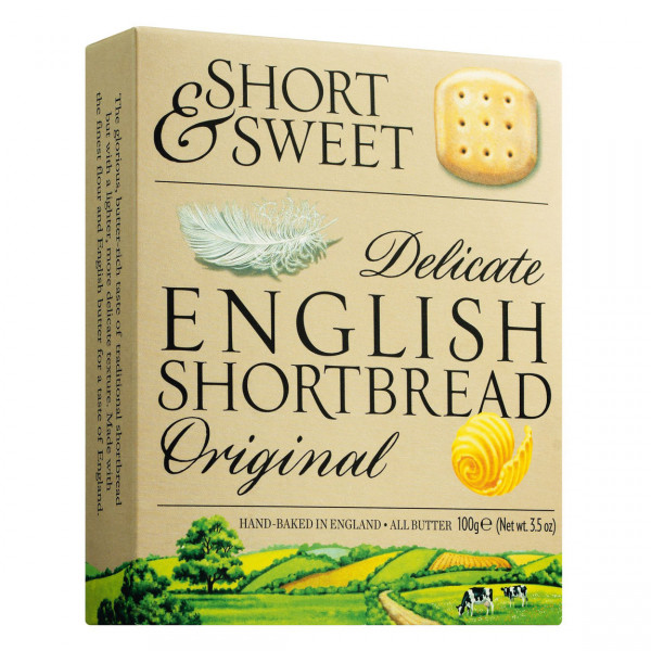 Original English Shortbread