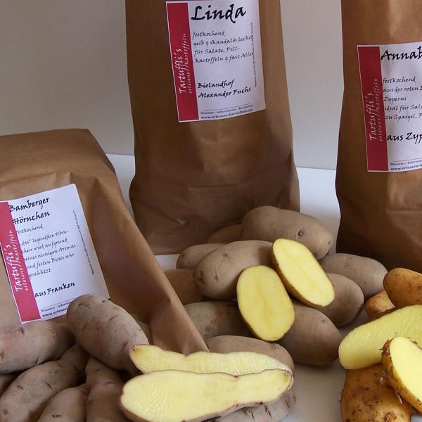 7 + 5 kg Kartoffel-Abonnement