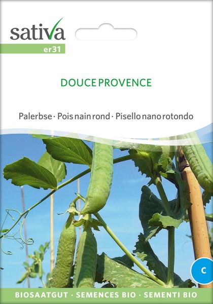 Palerbse DOUCE DE PROVENCE (Bio-Saatgut)