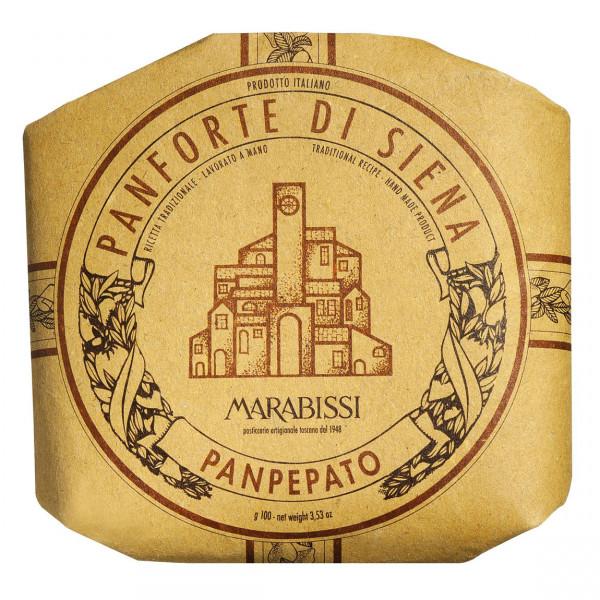 Panforte di Siena panpepato