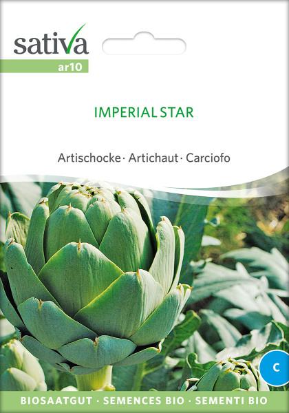 Artischocke IMPERIAL STAR (Bio-Saatgut)