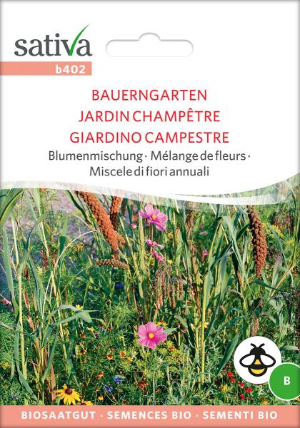 Bauerngarten (demeter-Biosaatgut)