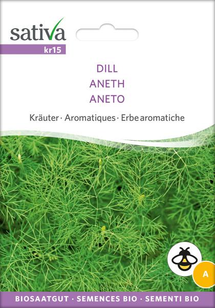 Dill (demeter-Biosaatgut)
