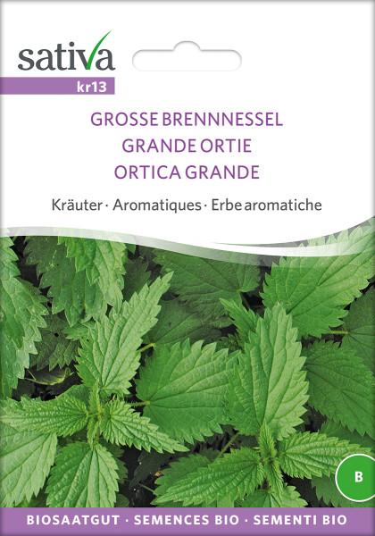 Brennessel (grosse) (demeter-Biosaatgut)